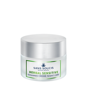 Sans Soucis Herbal Sensitive Johannis Creme Night Care
