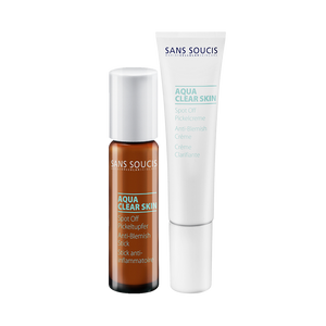 Aqua Clear Skin Anti-Blemish Set