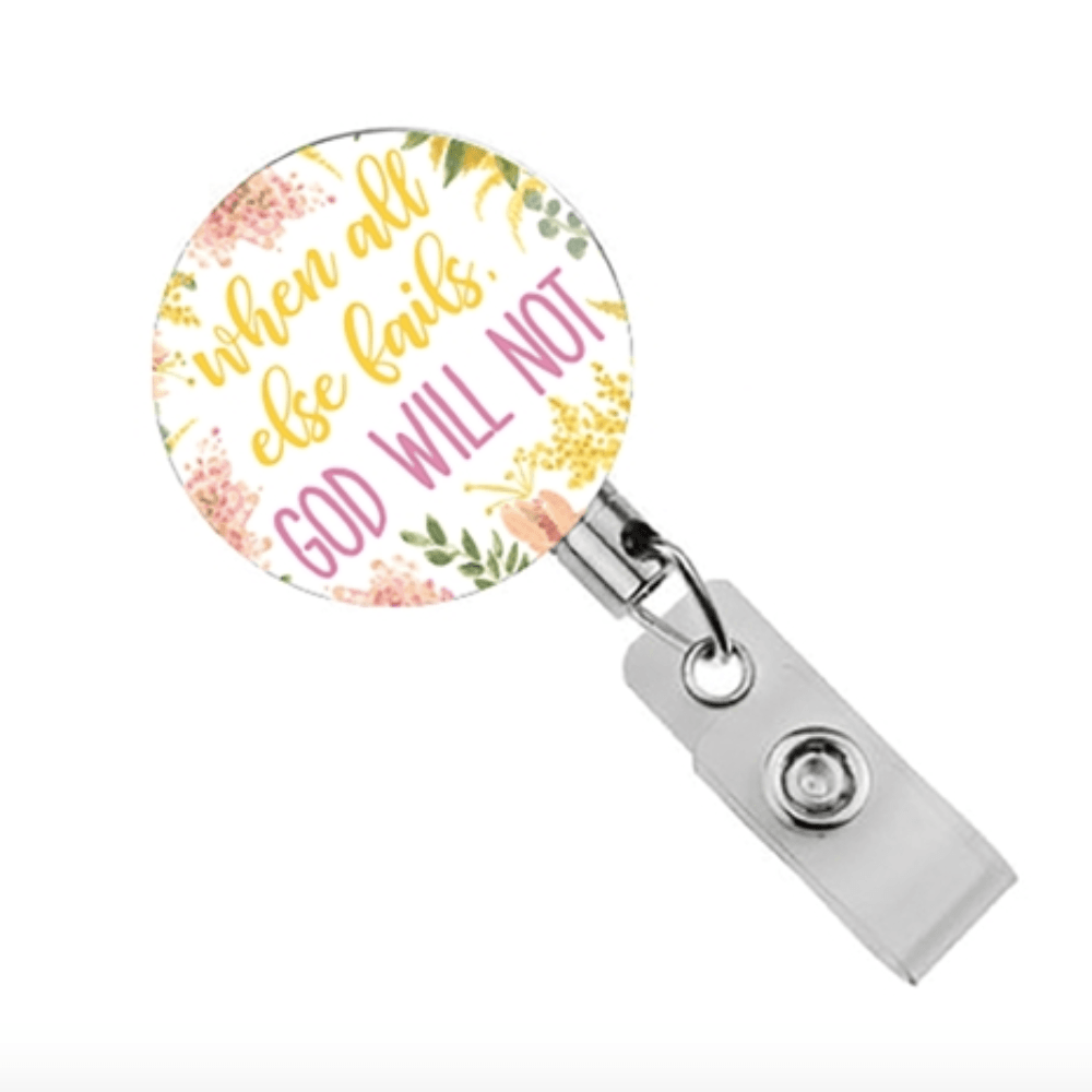 All Else Fails - Badge Reel
