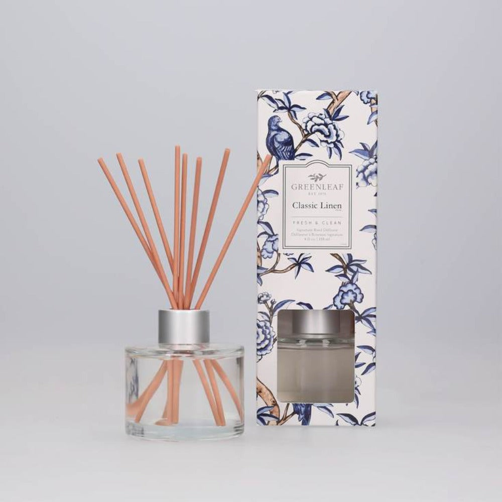 Classis Linen - Reed Diffuser