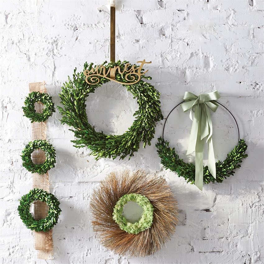 Our Nest Wreath Hanger
