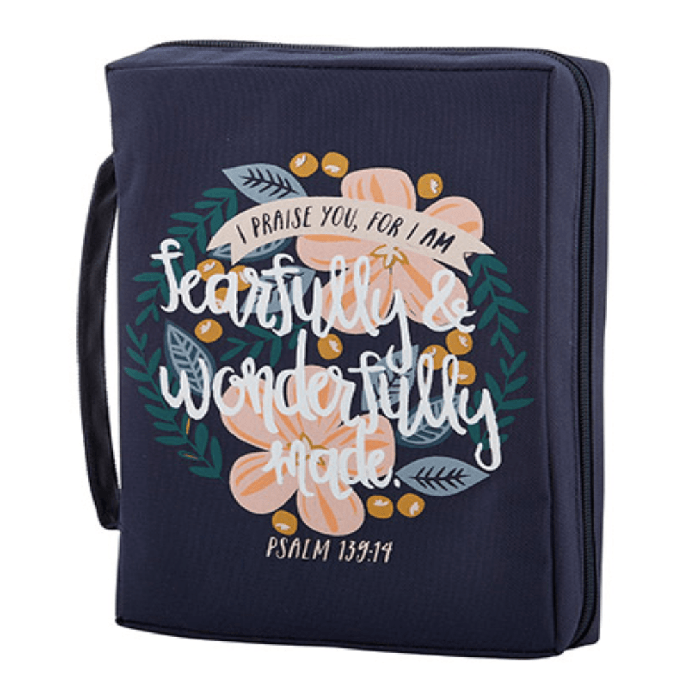 Wonderfully Made - Bible Cover