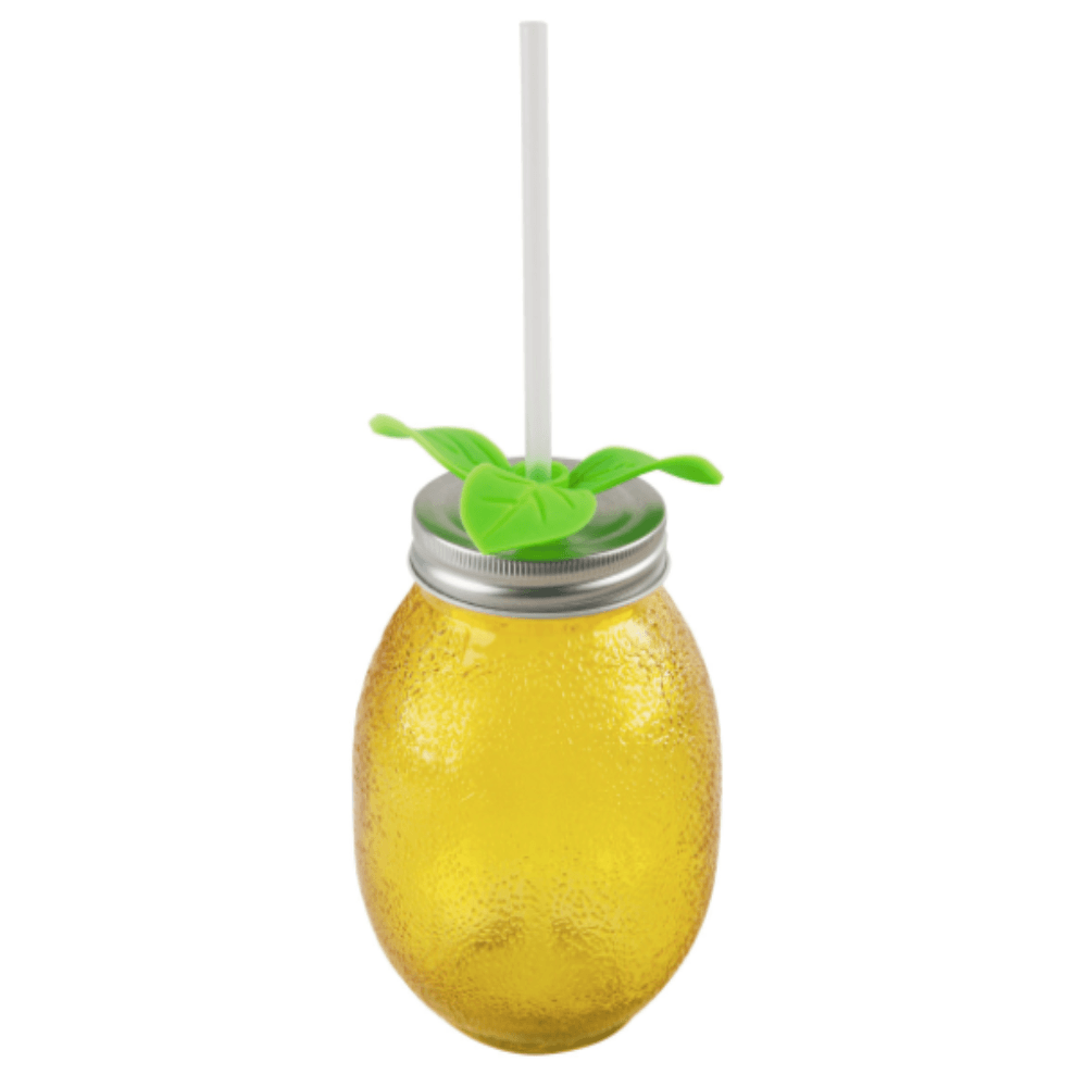 Lemon Sipper w/straw