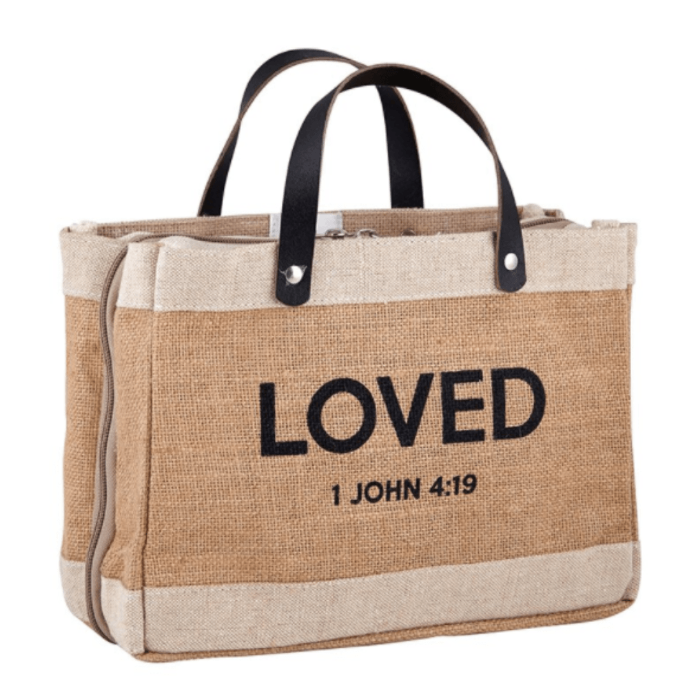 Loved - Bible Tote