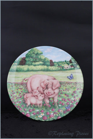 Pigs In Bloom