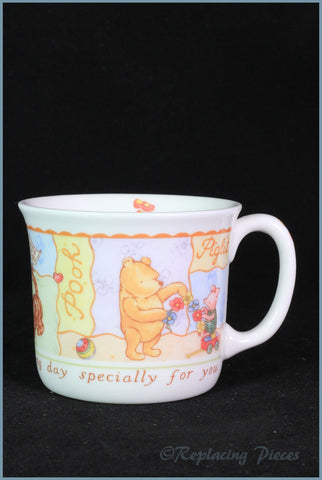 Winnie The Pooh Christening Collection