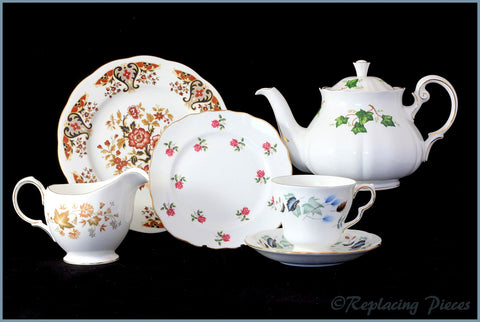 Discontinued Colclough China