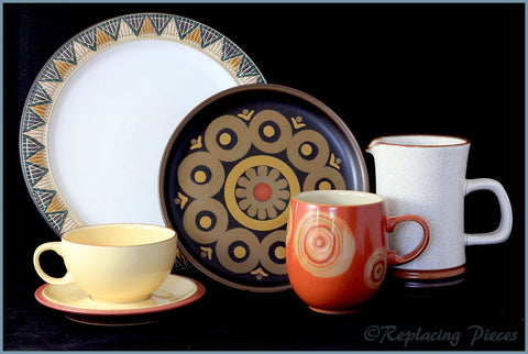 Discontinued Denby Tableware