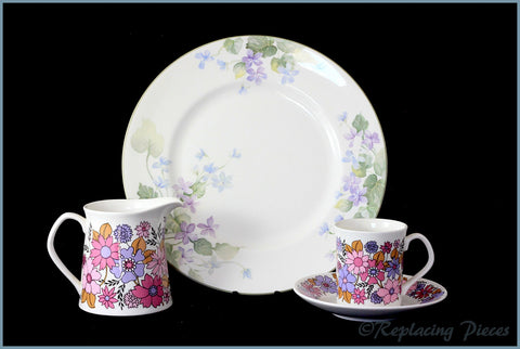 Discontinued Elizabethan China