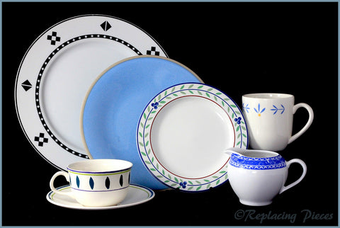Discontinued Habitat Tableware