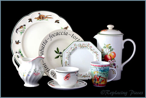Discontinued Johnson Brothers Tableware