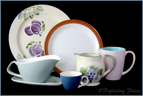 Discontinued Poole Pottery