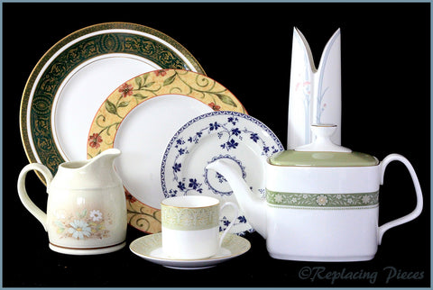Discontinued Royal Doulton Tableware