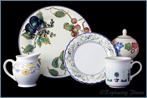 Discontinued Staffordshire Tableware