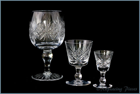 Discontinued Thomas Webb Crystal