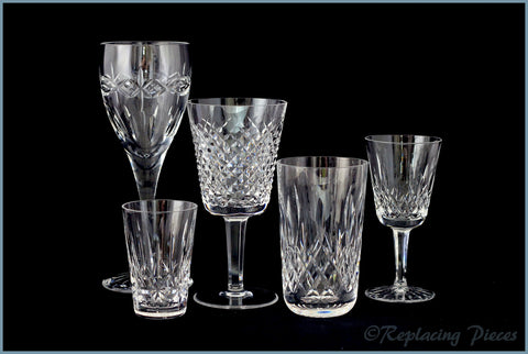 Discontinued Waterford Crystal