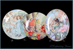 Royal Worcester Collector Plates