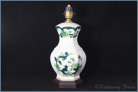 Masons - Chartreuse - Indian Lamp (small) - NO Electrics