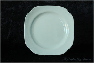 Spode - Flemish Green - Bread & Butter Serving Plate