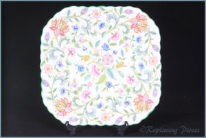 "Minton - Haddon Hall - 8 1/2"" Square Bread & Butter Plate"