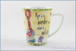 Johnson Brothers - Born To Shop - Mug (Age Is A Number)