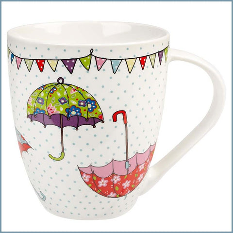 Queens - Caravan Trail - Festival Brollies Crush Mug