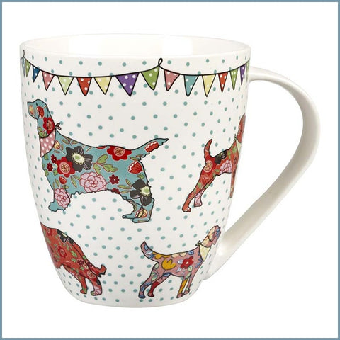 Queens - Caravan Trail - Festival Dogs Crush Mug