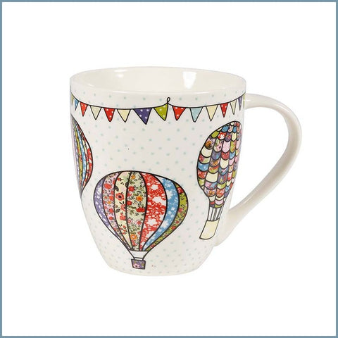 Queens - Caravan Trail - Hot Air Balloons Crush Mug