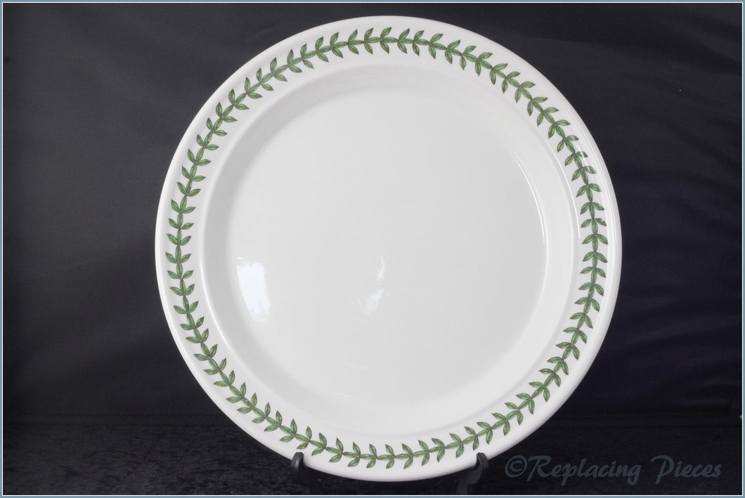 Portmeirion   Botanic Garden   Dinner Plate (Rim Pattern ONLY)