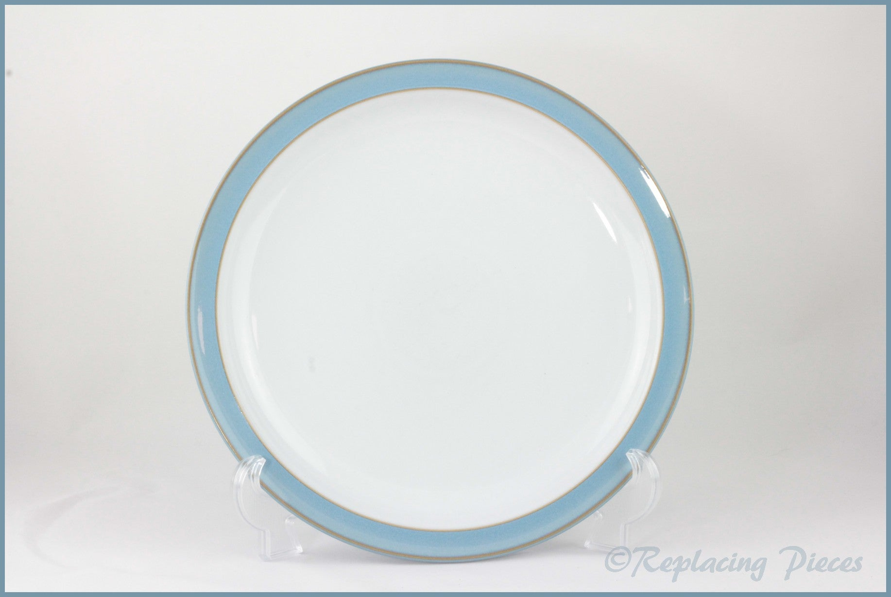 Denby - Colonial Blue - Dinner Plate