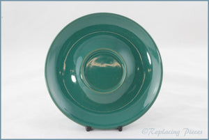 Denby - Greenwheat - Tea Saucer