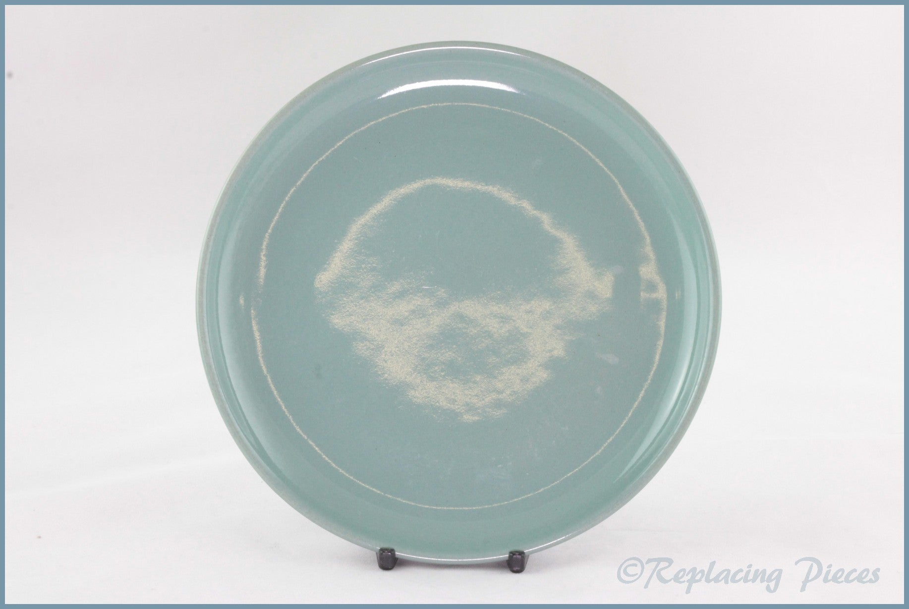 "Denby - Manor Green - 6 5/8"" Side Plate"