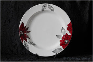 Johnson Brothers - Claret - Dinner Plate