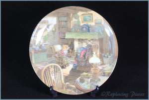 Wedgwood - The Wind In The Willows - Fireside Tales