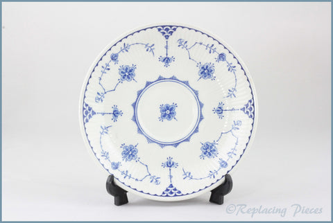 Furnivals - Denmark Blue - Breakfast Saucer
