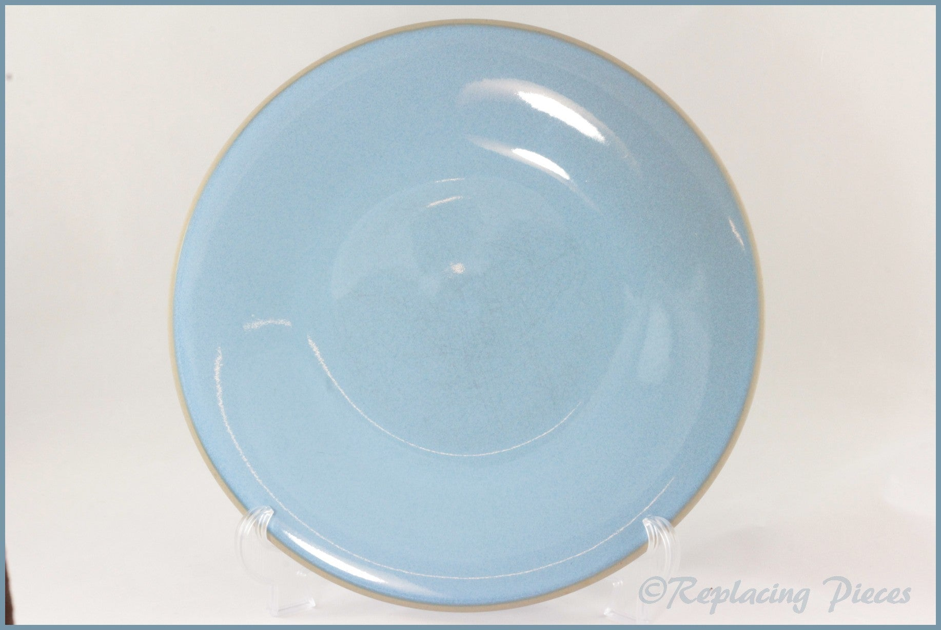 "Habitat - Blue Loft - 7"" Side Plate"