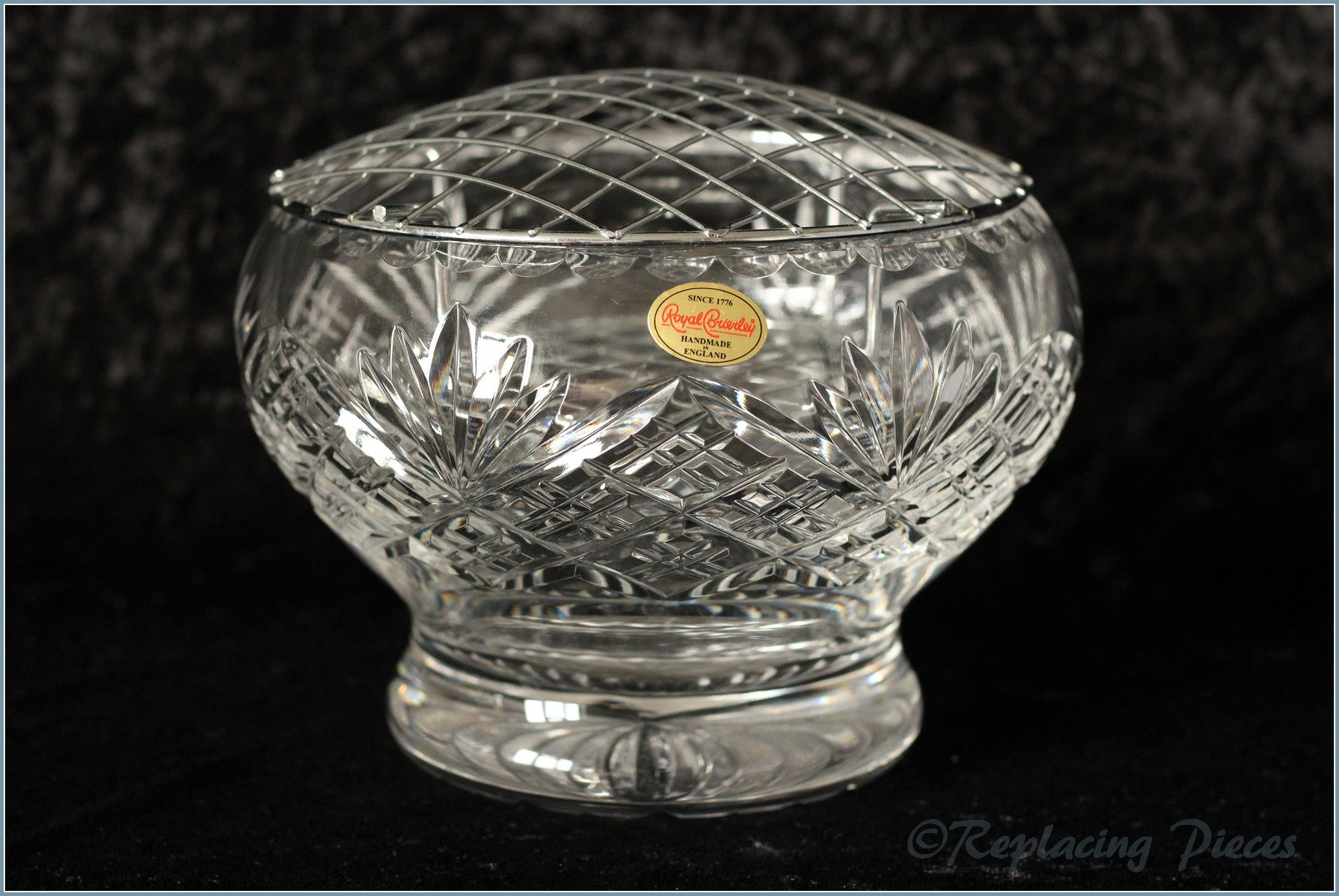 (RBU1) Royal Brierley - Rose Bowl