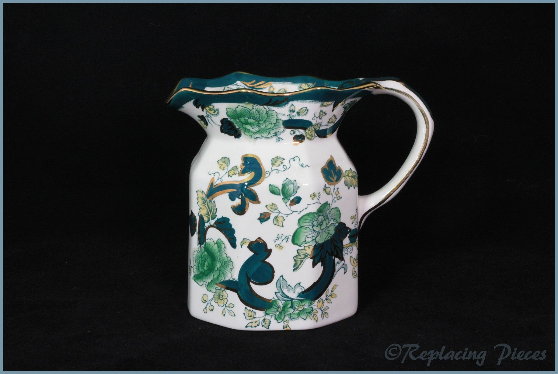 Masons - Chartreuse - Fenton Jug (medium)