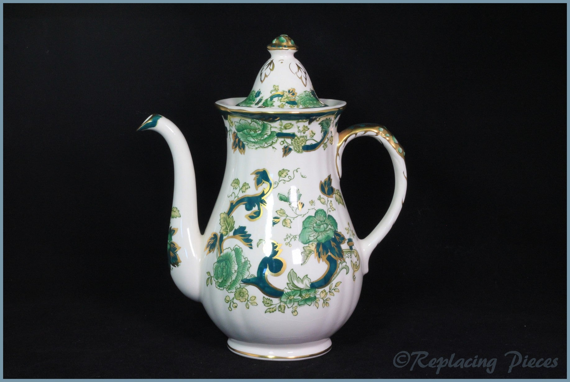 Masons - Chartreuse - Coffee Pot (large)
