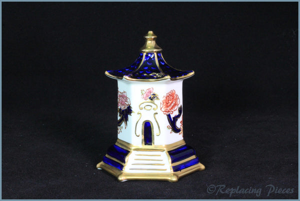 Masons - Mandalay Blue - Pagoda  *LIMITED EDITION 14 of 4950*