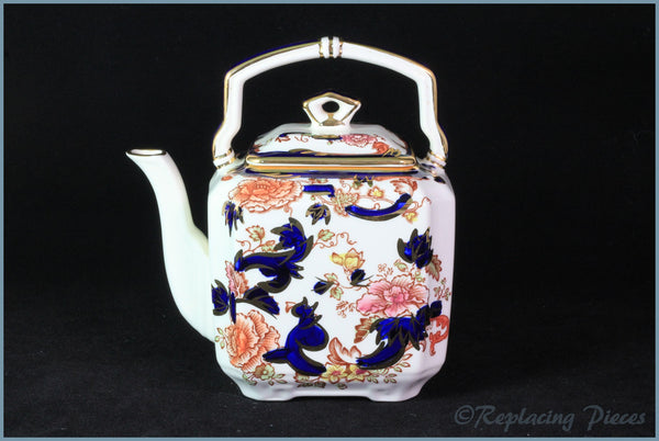 Masons - Mandalay Blue - Kettle (small)