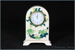 Masons - Chartreuse - Roman Clock (small)