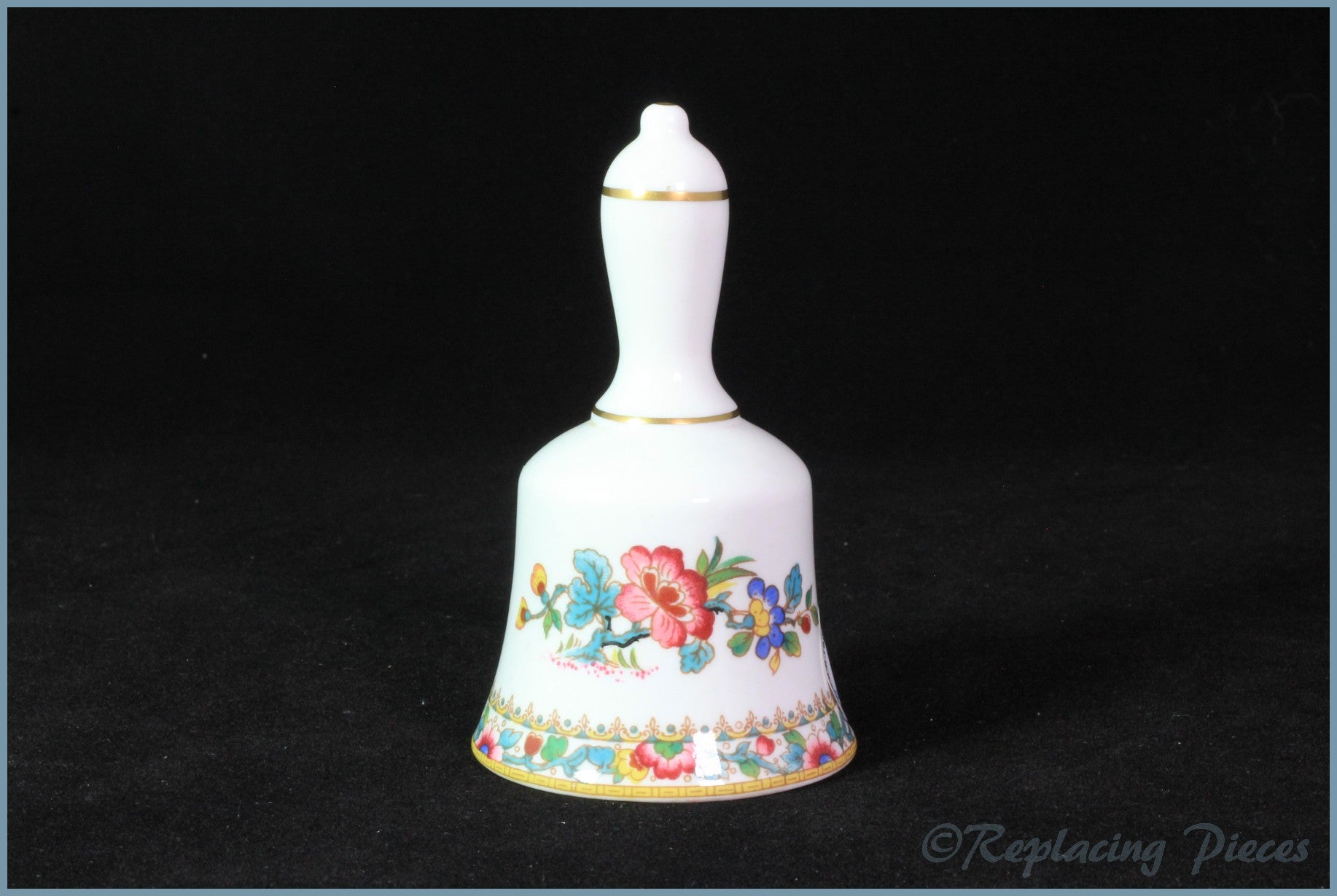 Coalport - Ming Rose - Table Bell