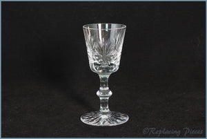 Edinburgh - Star Of Edinburgh - Liquer Glass