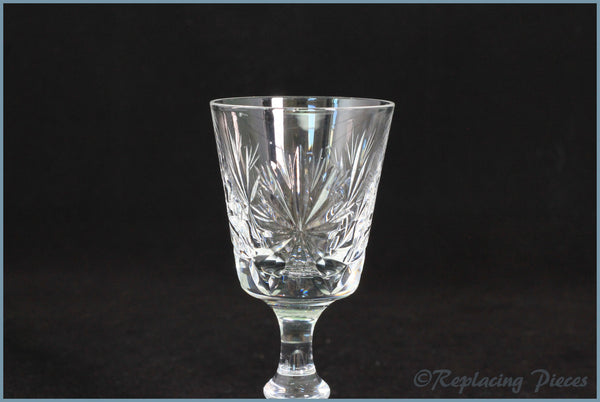 Edinburgh - Star Of Edinburgh - Port Wine Glass (monogrammed)