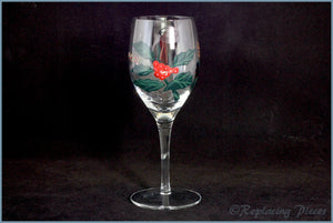 Portmeirion - The Holly & The Ivy - Glassware - White Wine