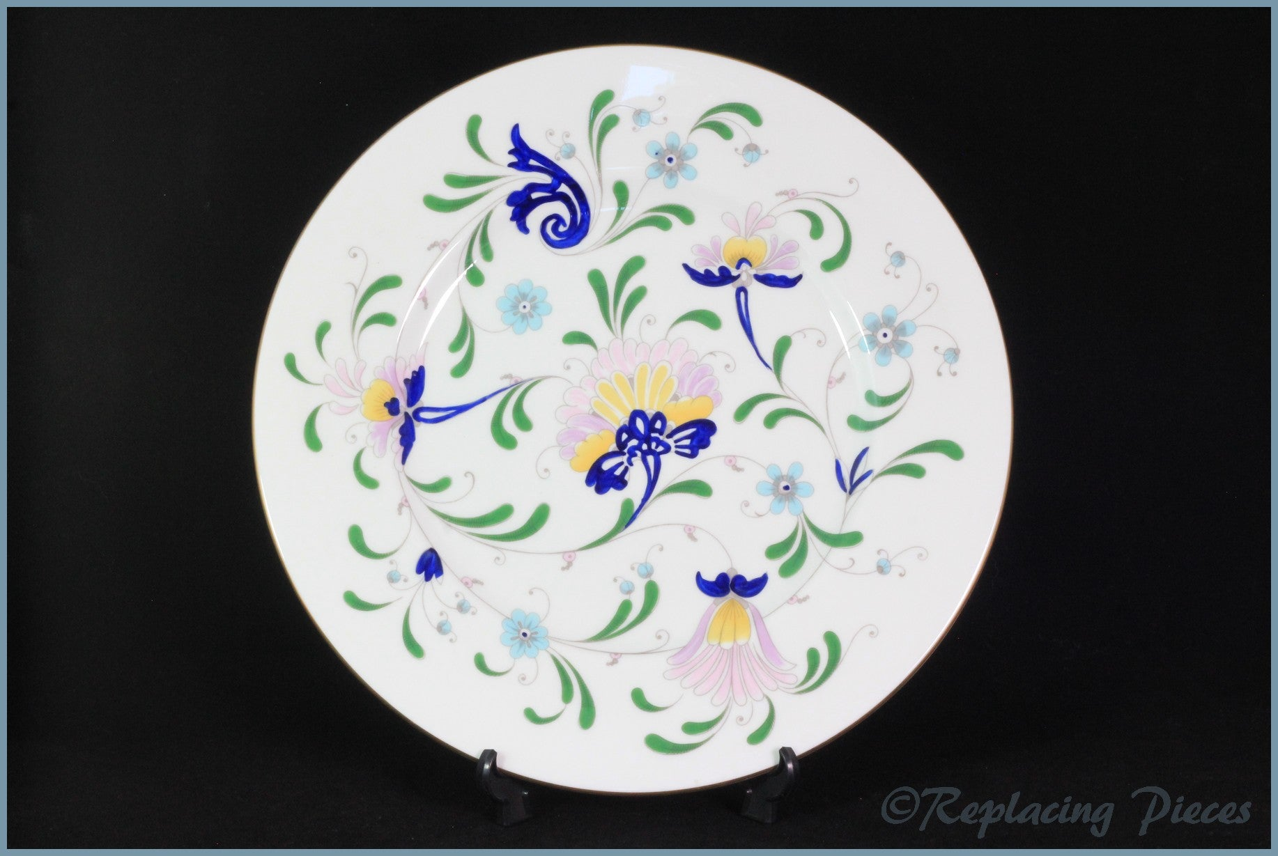 Coalport - Pageant - Dinner Plate