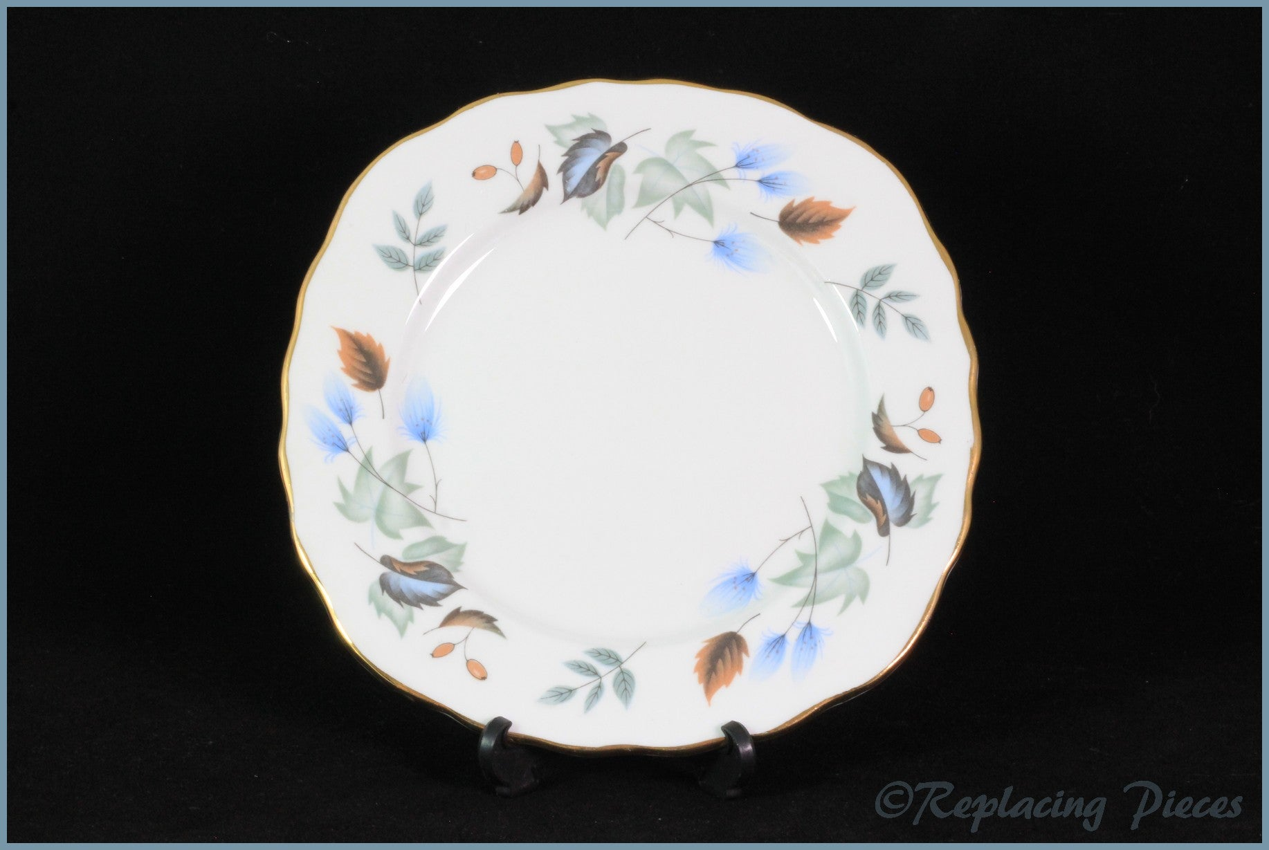 Colclough - Linden (8162) - Side Plate (Square)