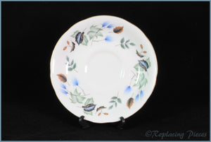 Colclough - Linden (8162) - Tea Saucer