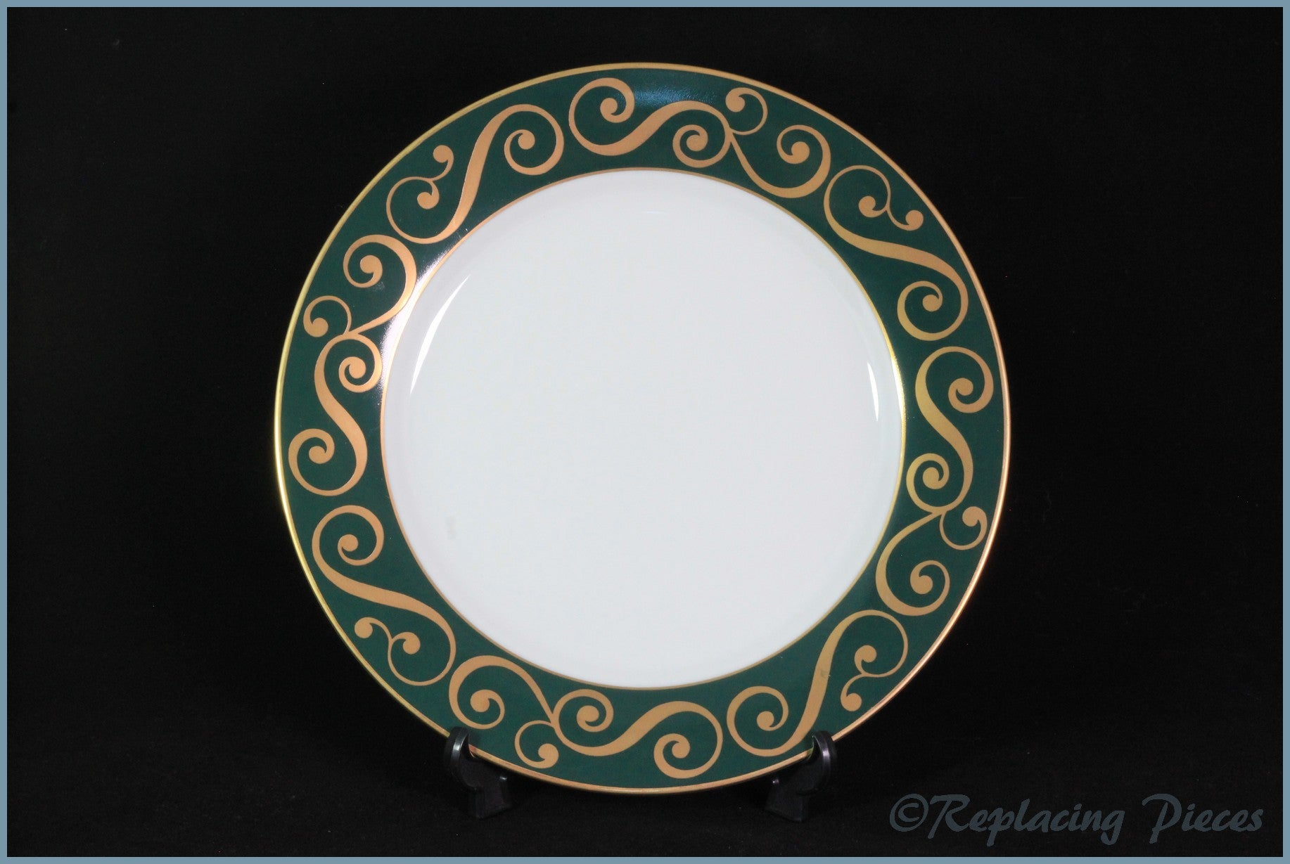 Fairmont - Scroll - Salad Plate